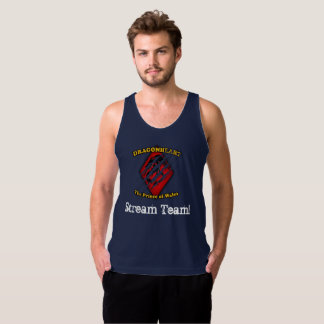 DH Claw Mark Vest Tank Top