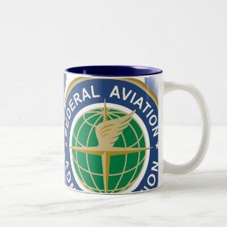 DH name - Customized - Customized Two-Tone Coffee Mug