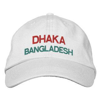 Dhaka Bangladesh Emroidred Cap