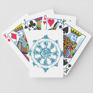 dharma2 bicycle playing cards