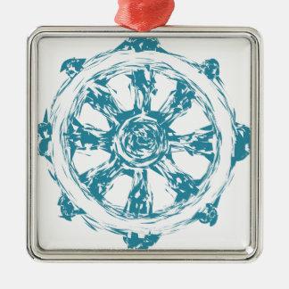 dharma2 metal ornament