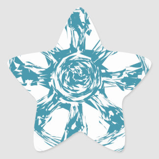 dharma2 star sticker