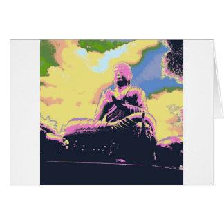 Dharma Buddha Series Card