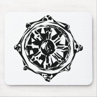 dharma mouse pad