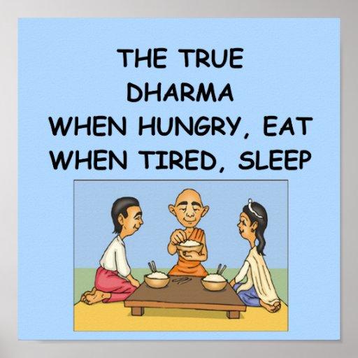 dharma poster