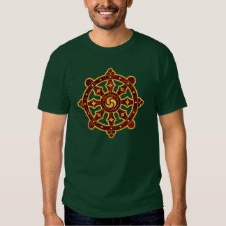 Dharma Wheel 2 T-Shirts