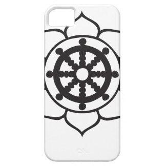Dharma Wheel Lotus iPhone 5 Case