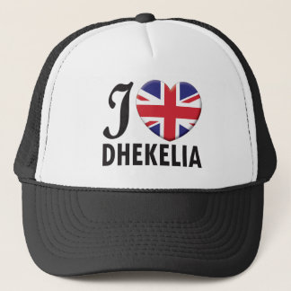 Dhekelia Love Trucker Hat