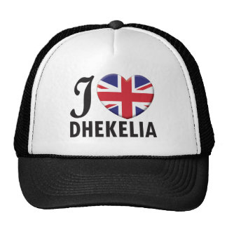 Dhekelia Love Trucker Hat