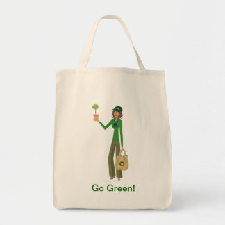 DHG Organic Grocery Tote