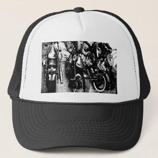 dhi trucker hat