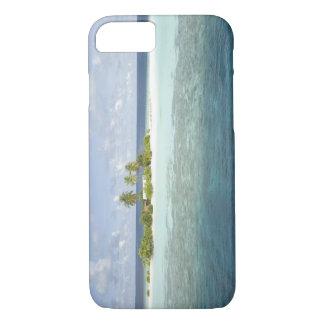 Dhiggiri Island, South Ari Atoll, The Maldives, iPhone 7 Case