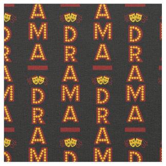 DHS Drama Logo fabric 2
