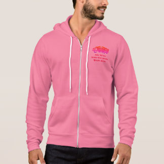 DHS Drama Logo ombre design Hoody
