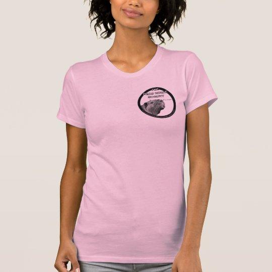DHS Ladies' Light Tee - Colour Crest