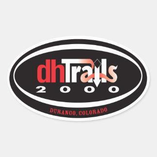 DHT2K Logo Sticker