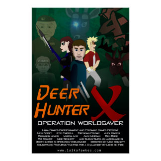 DHX Poster