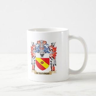 Di-Antonio Coat of Arms - Family Crest Coffee Mug