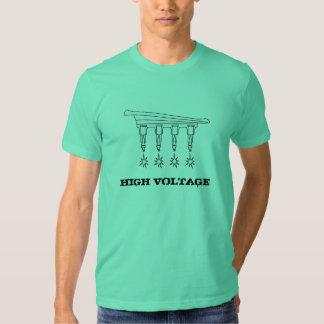 DI_diagram, HIGH VOLTAGE Shirts