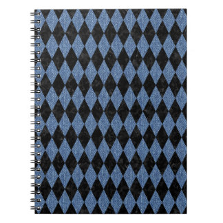 DIA1 BK-MRBL BL-DENM NOTE BOOKS