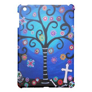 Dia de los Muertos by Prisarts iPad Mini Covers