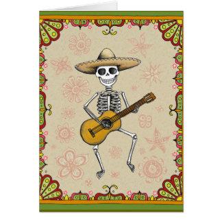 Dia de los Muertos Cards