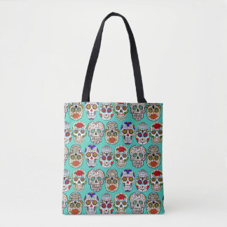 Dia de los Muertos (Day of the Dead) Tote Bag