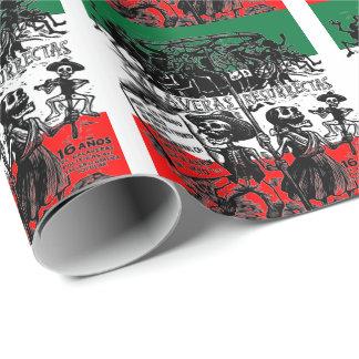 Dia de los Muertos (Day of the Dead) Wrapping Paper