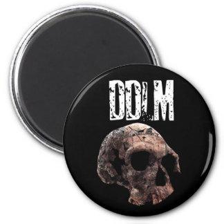 Dia de Los Muertos DDLM Magnet
