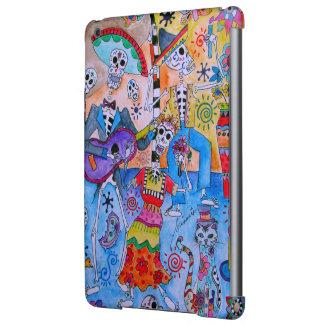 DIA DE LOS MUERTOS FIESTA  BY PRISARTS iPad AIR CASE