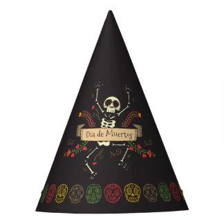 Dia de los Muertos Halloween | Party Hat