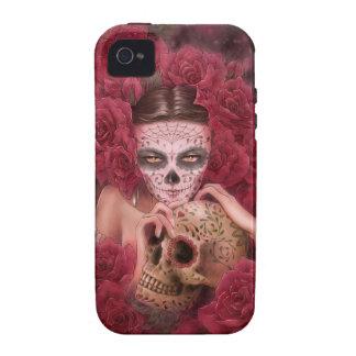 Dia de los Muertos iPhone 4/4S Case