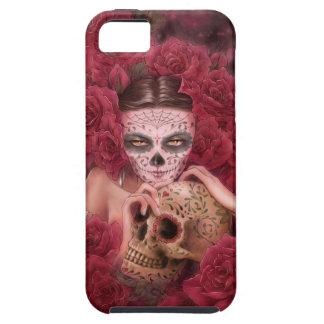 Dia de los Muertos iPhone 5 Case