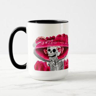 Dia De Los Muertos (La Catrina) Mug