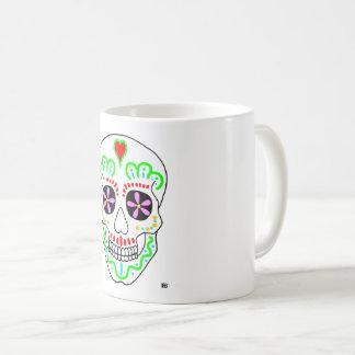 Dia de los Muertos Skull 11oz Mug
