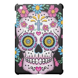 Dia de los Muertos Skull iPad Mini Cases