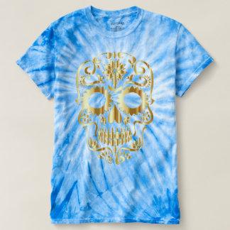 Dia De Los Muertos Sugar Skull Mens T-shirt