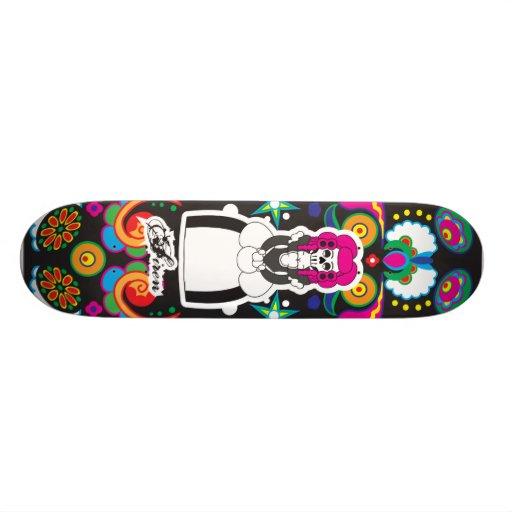Dia De Lost Muertos (Day of the Dead) Skateboards