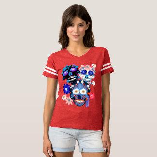Día de Muertos-Day Of The Dead. T-shirt