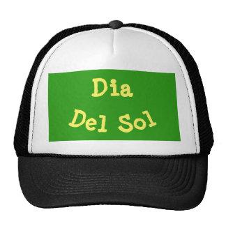 Dia Del Sol Trucker Hat