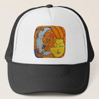 Dia y Noche Trucker Hat