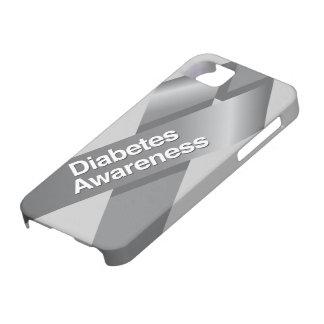 Diabetes Awareness iphone case