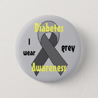 Diabetes  Awareness pin