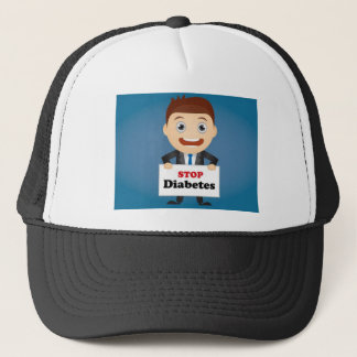 Diabetes hat, for sale ! trucker hat