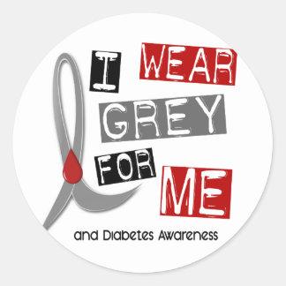 Juvenile diabetes advocacy stickers juvenile diabetes for Stickers juveniles