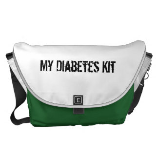 Diabetes Kit Courier Bags