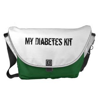 Diabetes Kit Messenger Bag