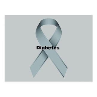 Diabetes Postcard