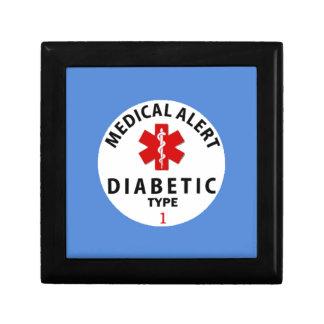 DIABETES TYPE 1 GIFT BOX