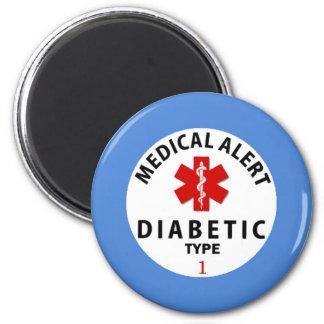 DIABETES TYPE 1 MAGNET
